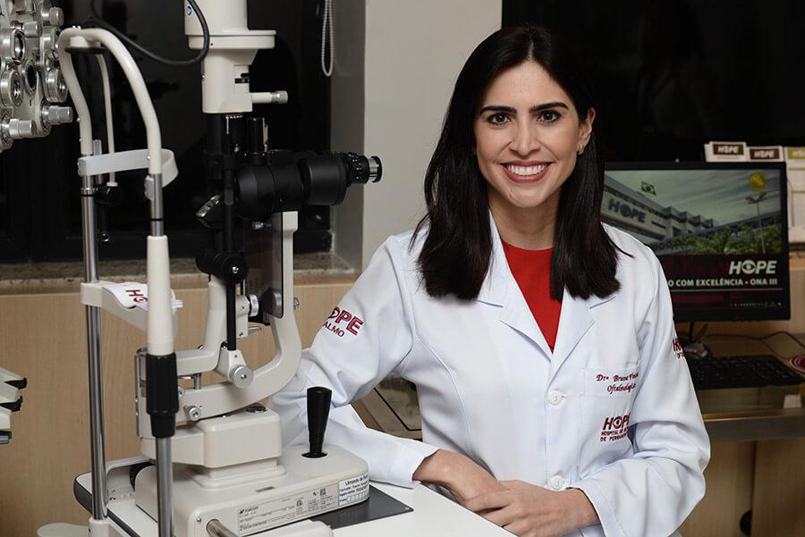 Inteligência artificial ajuda na saúde dos olhos